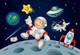 Занятие по развитию речи «Космическое путешествие»