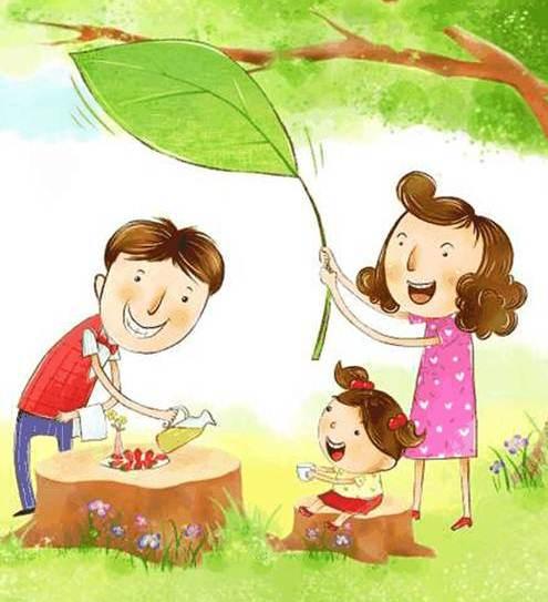 Речевая культура ребенка рождается в семье
