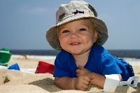 Тепловой удар у ребенка: симптомы и первая помощь