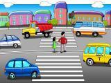 О правилах дорожного движения!