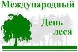 21 марта Международный день леса